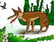 گرگ بدجنس و روباه افسونگر