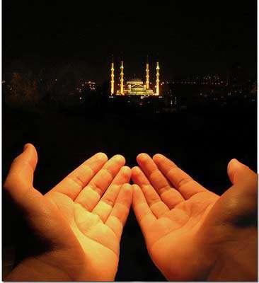 مناجات امیرالمومنین(ع) در مسجد كوفه