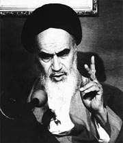 امام خمینی  (ره) و علم خلفای الهی
