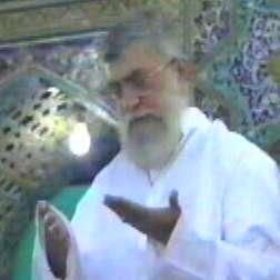 نماز مغرب مقام معظم رهبری