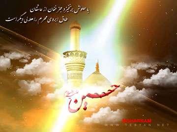 دلم اسیر دام حسین، كبوتر بین الحرمین