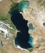 دریای مازندران