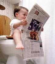 کودک 2 ساله ام با دستشویی مشکل دارد