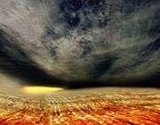 قیامت مملوك خدای سبحان