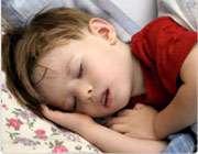 خواب کودک و موضوعات پیرامون آن