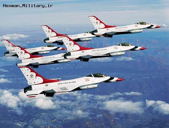 وضعیت نیروی هوایی