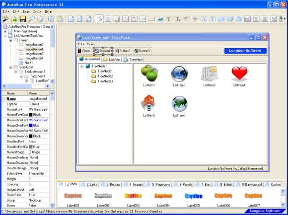 Longtion Software AutoRun Pro Enterprise II v4.0.0.62