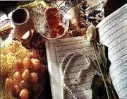 کمیت و کیفیت افطار و سحری