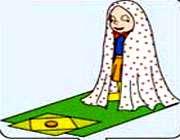 چادر نمازم