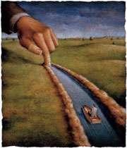 احساس تکلیف ما را به خدا می رساند(2)