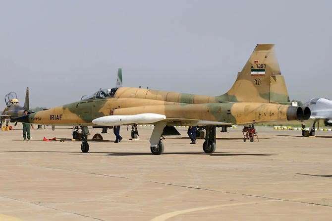 هواپیمای جنگی ایران