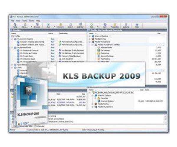 دانلود KLS Backup 2017 Professional 9.0.2.8 برای اندروید