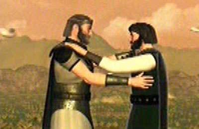 طالوت و حضرت داوود (ع)