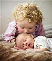 حسادت به فرزند جدید