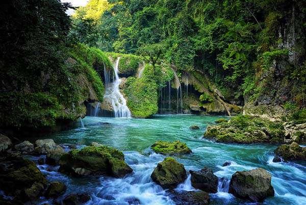 نتیجه تصویری برای تصویر زیبا از رودخانه