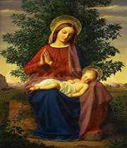 زندگی حضرت مریم(س)
