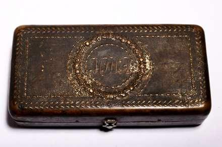جعبه جواهرات قدیمی