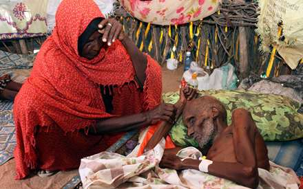 قحطی در سومالی