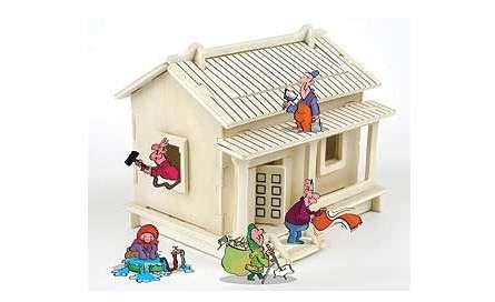 خانه را باهم بتکانید