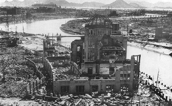 بمباران اتمی هیروشیما و ناکازاکی به روایت تصاویر