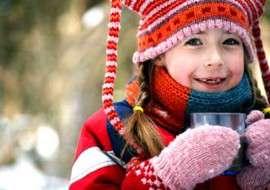 در هوای سرد، لباس گرم بپوشید