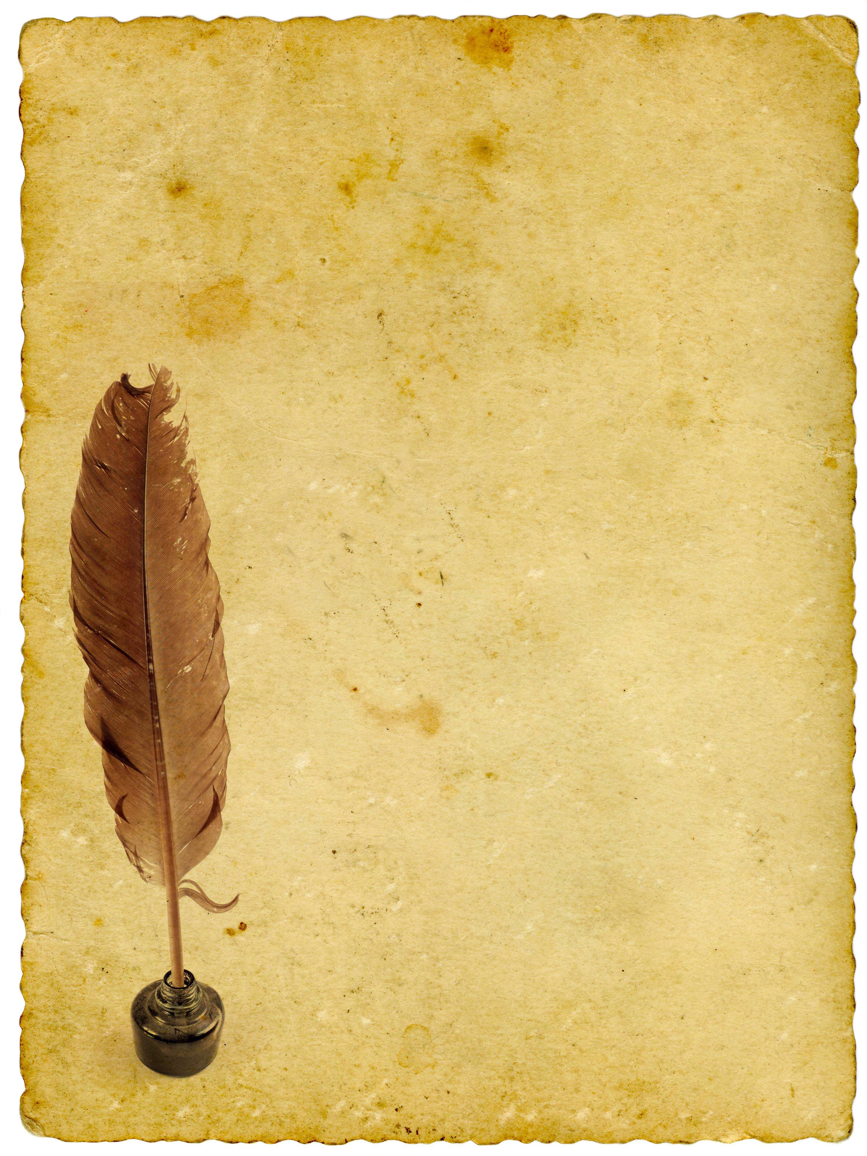 quill vintage wallpaper - photo #35
