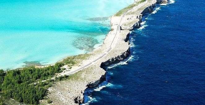 تقابل دو دریا در الوترا