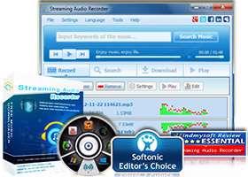 ضبط و ذخیره صداهای آنلاین، Apowersoft Streaming Audio Recorder 4.1.5