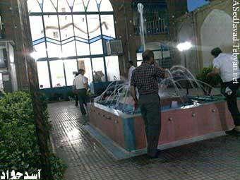 مسجد اخيانيها شاهرود