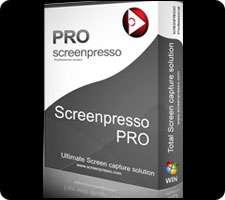 دانلود Screenpresso Pro 1.5.3.3 عکس برداری از محیط ویندوز