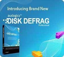 یکپارچه سازی هارددیسک + پرتابل، Auslogics Disk Defrag Pro 4.4.0.0