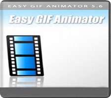 ابزار ساخت عکس های متحرک  Easy GIF Animator 5.6