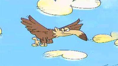 انیمیشن طنز عقاب ها