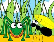 مورچه کوچولو
