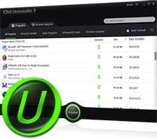 دانلود برنامه حذف سریع نرم افزارها و پلاگین مرورگرها، IObit Uninstaller 7.4.0.10