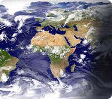 مشاهده کره زمین در دسکتاپ ویندوز، EarthView 4.5.16