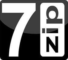 قوی ترین فشرده ساز فایل، Easy 7-Zip 0.1