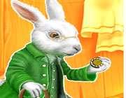 خرگوش نقاش