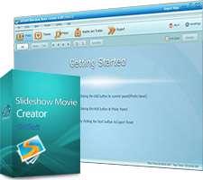 ایجاد سریع اسلایدشو از تصاویر، GiliSoft SlideShow Movie Creator Pro 6.2.0