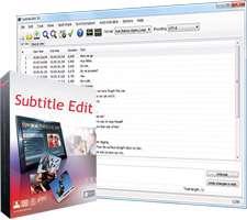 دانلود Subtitle Edit 3.5.6 ساخت و ویرایش زیرنویس فیلم + پرتابل