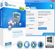 دانلود TeamViewer Corporate 12.0.88438  کنترل رایانه از راه دور