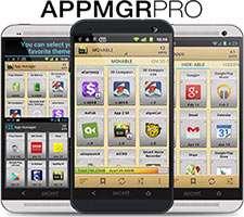 دانلود AppMgr Pro III (App 2 SD) 4.34 انتقال برنامه نصب شده از گوشی به کارت حافظه