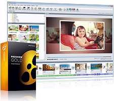 ساخت آلبوم تصویر دیجیتالی، Photodex ProShow Gold 6.0.3395
