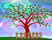 درخت مهربان
