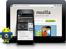 دانلود Firefox Browser 58.0 For Android مرورگر فایرفاکس در اندروید