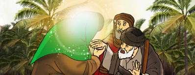 هر پیامبری به زبان قومش