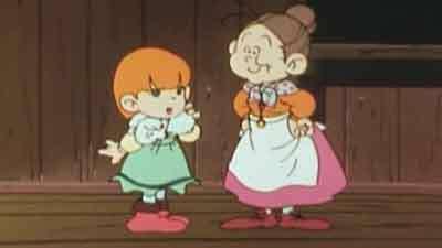 عروسک کوکی ( خاله ریزه )