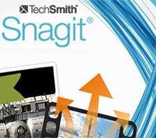 دانلود نرم افزار تصویربرداری از صفحه مانیتور، Snagit 18.0.1.594