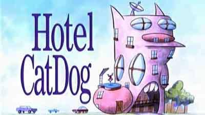 هتل گربه سگ ( گربه سگ )