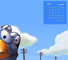 تقویم زیبای سال93، سری دوم